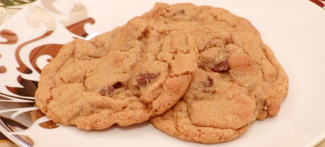Really good chocolate-chip cookies