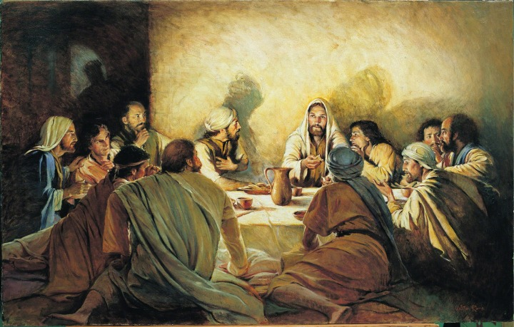 The Savior instituted the sacrament at the Last Supper (see Matthew 26:26–29; Mark 14:22–25; Luke 22:15–20; see also 3 Nephi 18:1–11; Doctrine and Covenants 20:75–79).