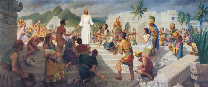 The disciples' willingness to obey the commandments given by the Lord during his ministry among the people in the Western Hemisphere should serve as an example in our efforts to improve and be obedient. The moment we realize that our actions are not entirely in line with the Lord's will is the moment we should begin the process of repentance. There is never any reason to delay.