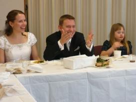 Susan, Dustin, and Amanda