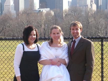 Rebecca, Susan, and Philip