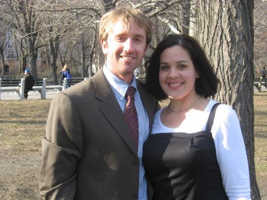 Philip and Rebecca