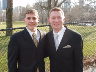 Matthew B. and Dustin