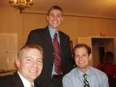 Dustin, Matthew B., and Matt H.