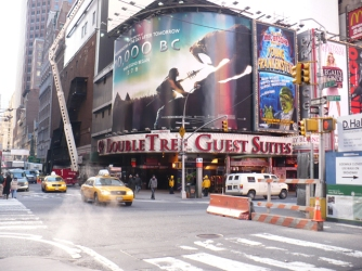 DoubleTree Guest Suites Times Square