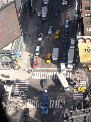 7th Avenue at West 48th Street