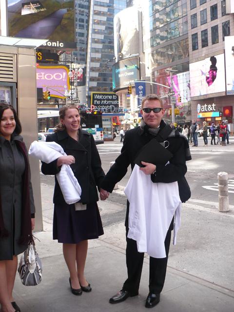 Rebecca, Susan, and Dustin