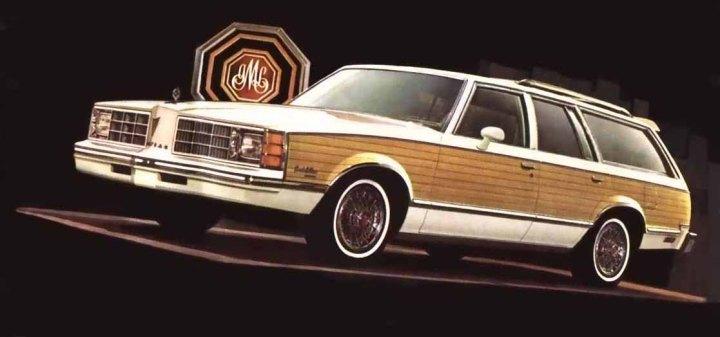1978 Pontiac Grand LeMans Safari