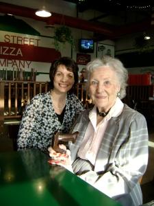 Revelee with Deborah Deegan, 2007.