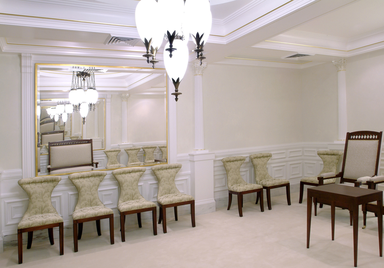 Sealing Room Manhattan New York Temple Dialann