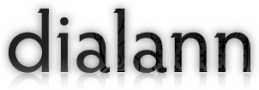 Dialann logo, June 2015