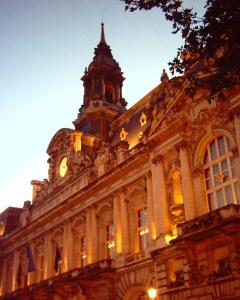 Hôtel de ville, Tours, France