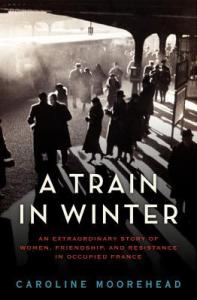 A Train in Winter (front cover)
