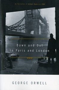 Down and Out in Paris and London (front cover)