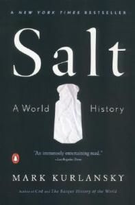 Salt: A World History (front cover)