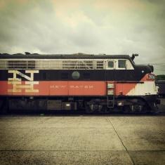 EMD FL-9 (1955) New Haven 2006