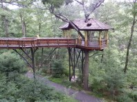 Treehouse Nay Aug Park, Scranton