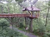 Treehouse Nay Aug Park, Scranton